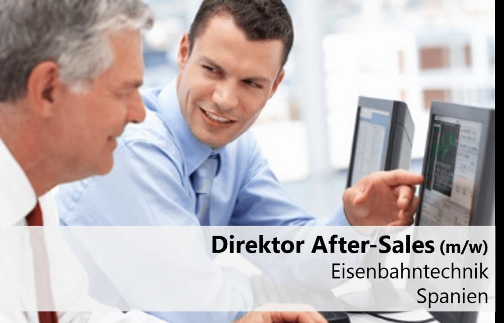 Direktor After-Sales