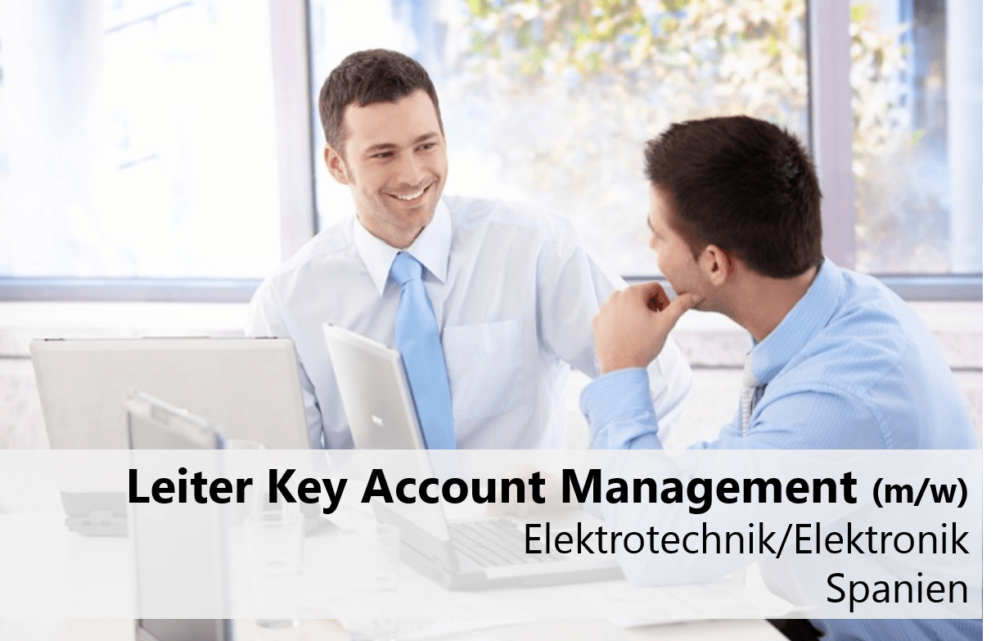 Leiter Key Account Management